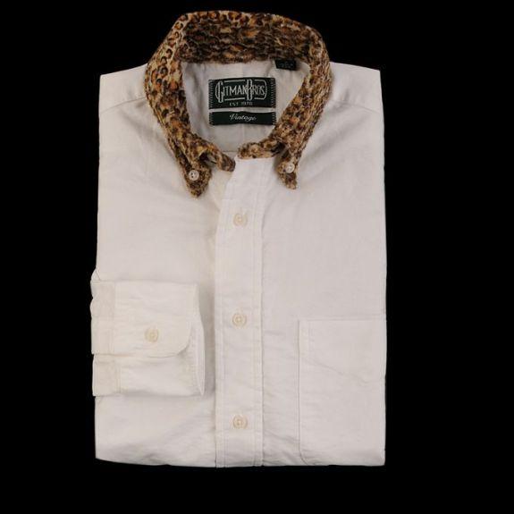 Snow Leopard Cleric Collar
