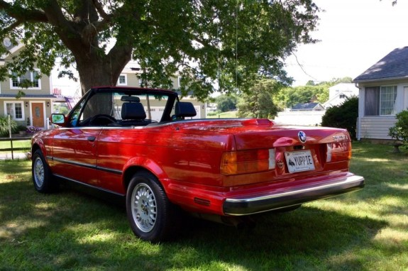 1987 BMW 325 1