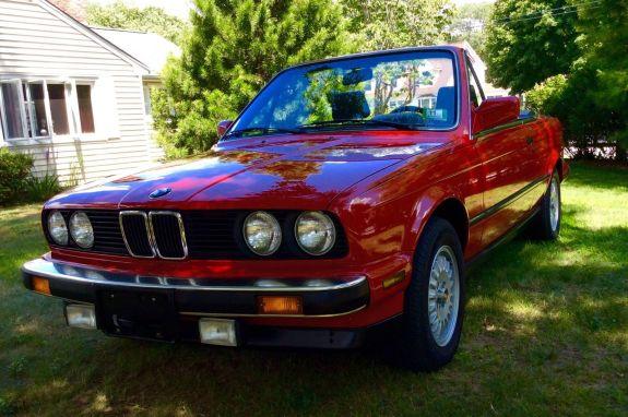 1987 BMW 325 3
