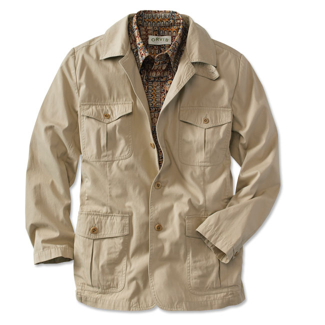 An Ode To The Humble Safari Jacket A Continuous Lean