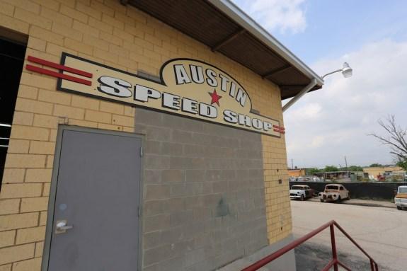 Austin Speed Shop 17