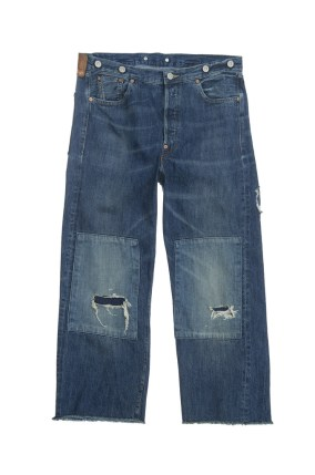 1915 Jeans Worn Front