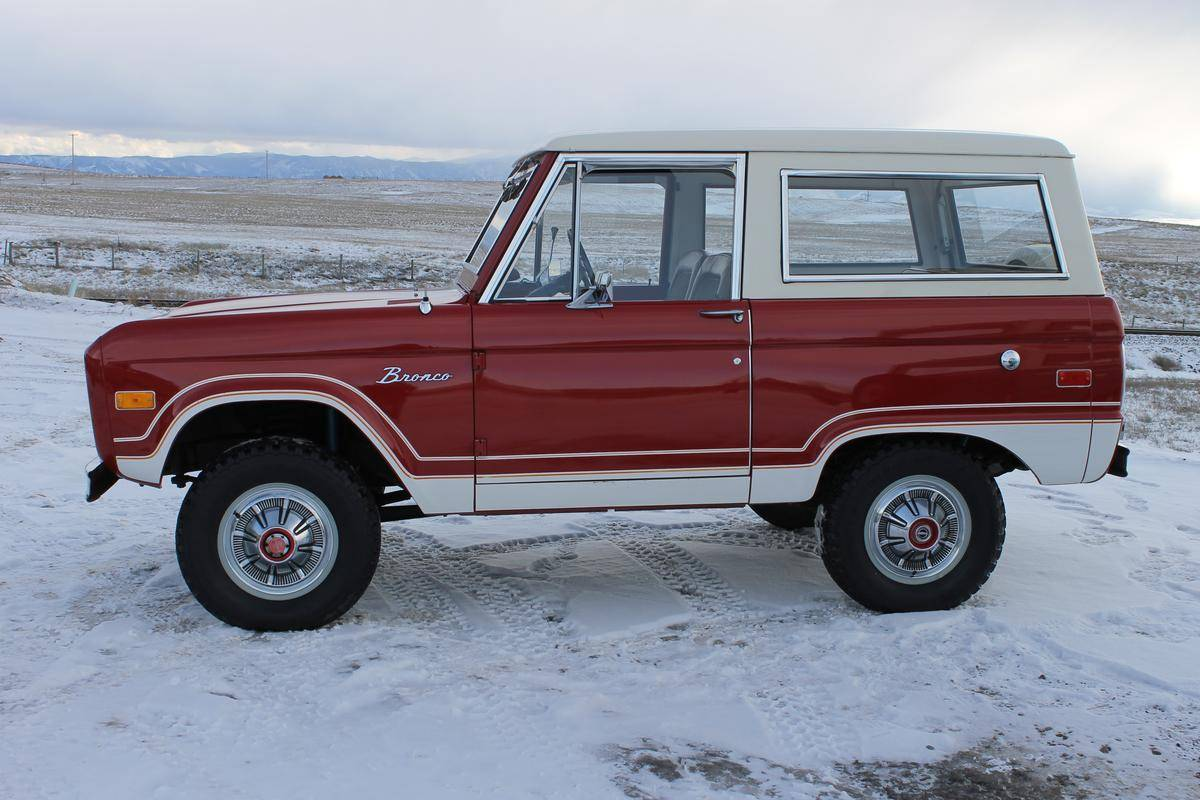 Celebrating 50 Years Of The Ford Bronco A Continuous Lean 1969 Ranger Awesome Icon Br And There Are Even Rumors That 2016 Could See Return New In Time For Its 50th Birthday Well Raise Pbr To