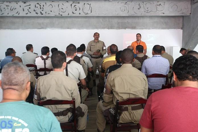 BaVi de torcida única terá mais de 300 policiais militares