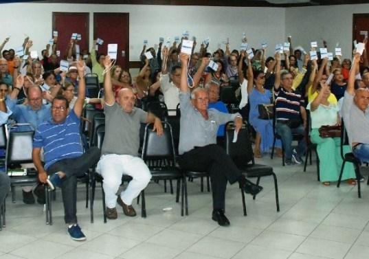 Servidores estaduais paralisam as atividades por 24 horas nesta terça-feira (2)