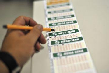 Mega-Sena acumula e deve pagar R$ 125 milhões no próximo sorteio