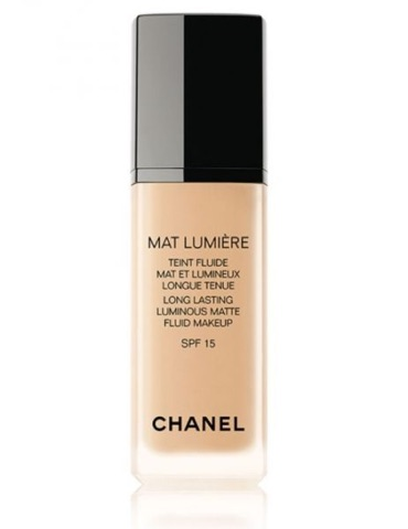 chanel mat lumiere