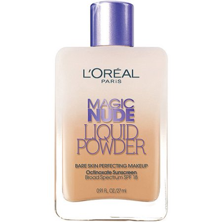 loreal magic nude liquid powder
