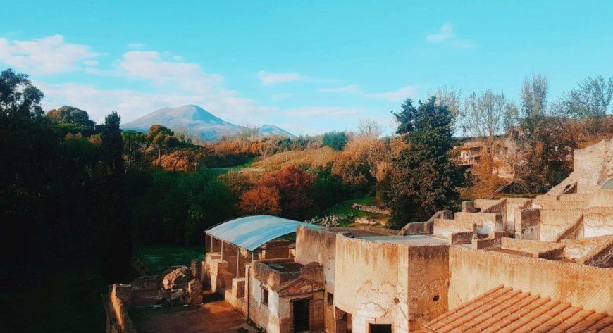 Pompéia - Sítio Arqueológico