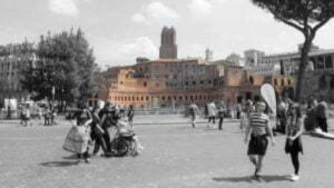 Curiosidades sobre o Império Romano - Mercado de Trajano