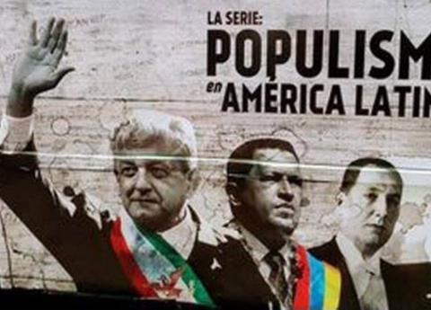 EL  POPULISMO  FRENTE A LA DEMOCRACIA