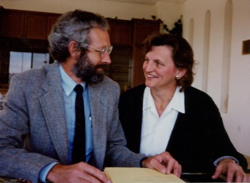 The de Vries at ACOR in 1989