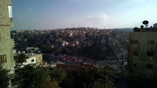 View over Ras al-Ain, Amman