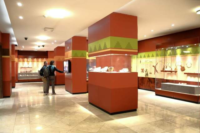 Petra Visior's Center