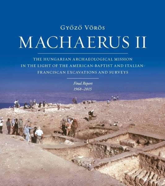 MACHAERUS II Cover 1400px