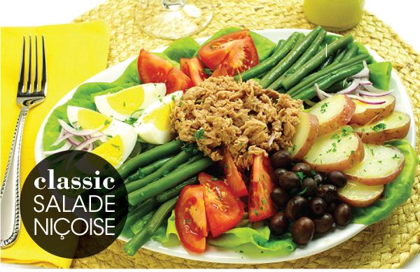 Classic Salade Nicoise