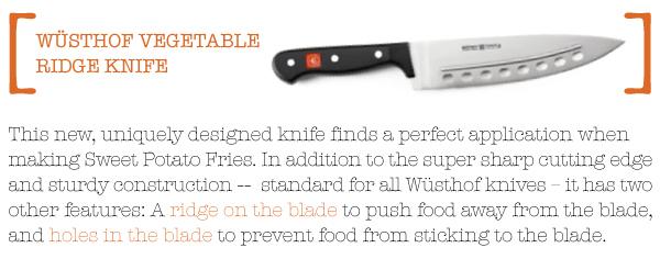 Ridge Knife