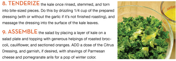 Tenderize the Kale