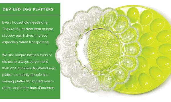 Deviled Egg Platters