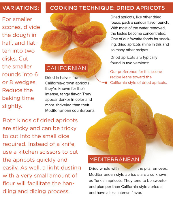 Cooking Technique: Dried Apricots
