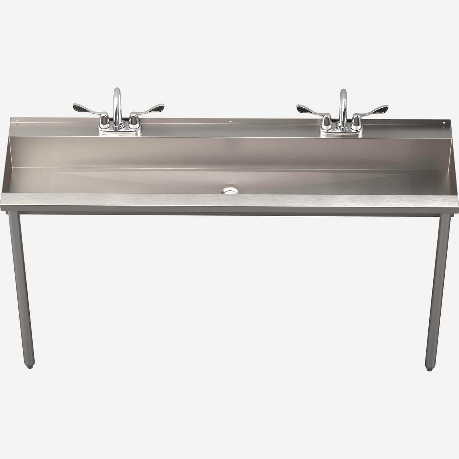hand wash stations trough sinks