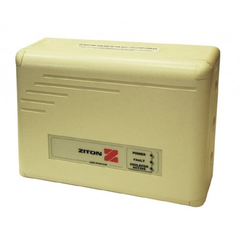 Ziton Wireless Fire Alarm System