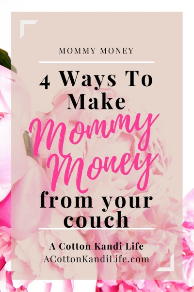 4 Ways to make money from your couch. Make Money at Home. Fast Money Makers. WAHM Tricks Make Money from Home