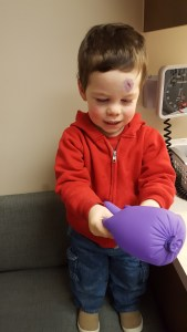How to Survive an Emergency Room Wait with a Toddler