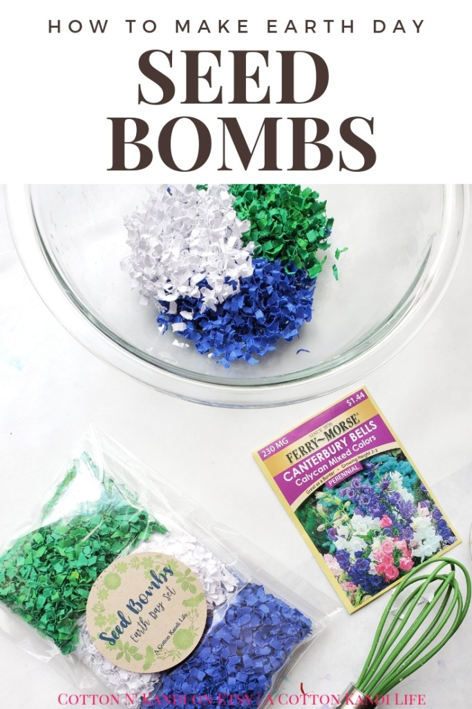 Celebrate Earth Day with a Kids DIY Earth Day Seed Project. My boys LOVED making these DIY Seed Bombs to give to their Teachers for Teacher Appreciation Week. This would be a great Preschool Earth Day Lesson too! DIY Seed Bombs were fun, simple and cheap, plus the boys did it all on their own. I highly recommend this Kids DIY Project Idea for Mother's Day Gifts, Teacher Appreciation Week Gifts, Gifts for Grandmas and Earth Day Craft Projects.