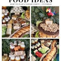 Safari Party Food Ideas
