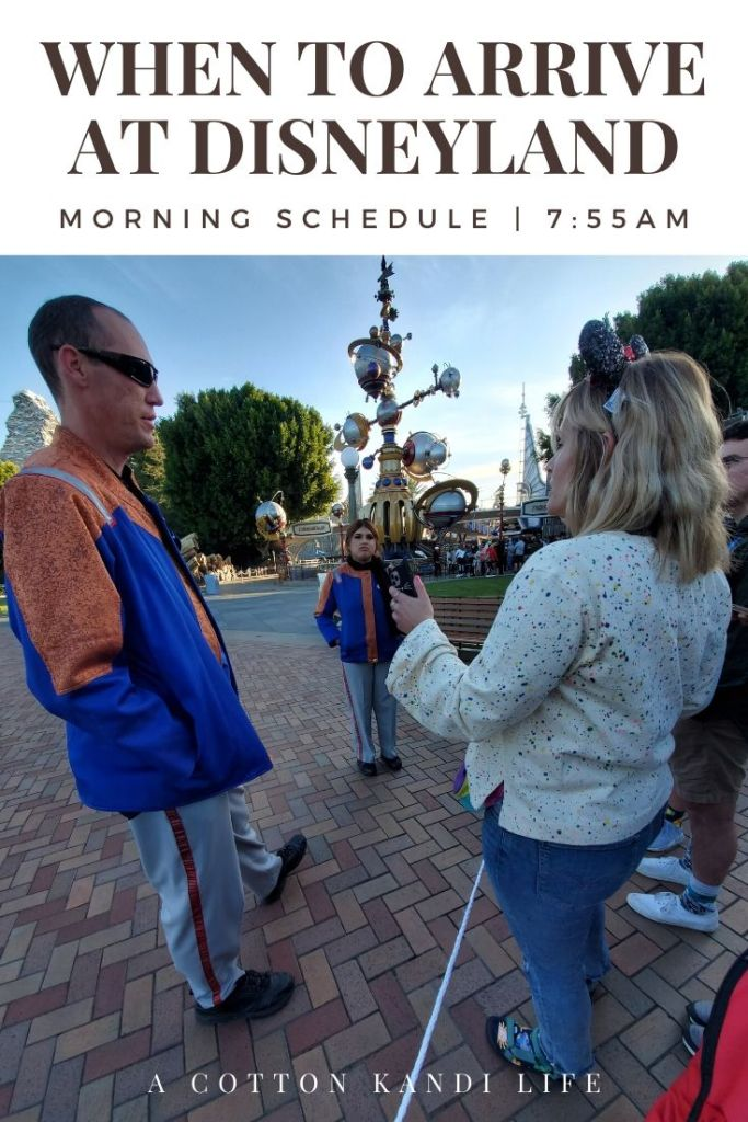 When does Disneyland open? Where do they Rope off the Attractions? *** Good Morning Disneyland! In this post I'm covering everything you need to know about your to Disneyland Morning Schedule. I'm sharing our morning tips and tricks without a Magic Morning or Extra Magic Hour. I also give a little peek into our Rise of the Resistance experience. This is our Real Day Schedule with 5 People.