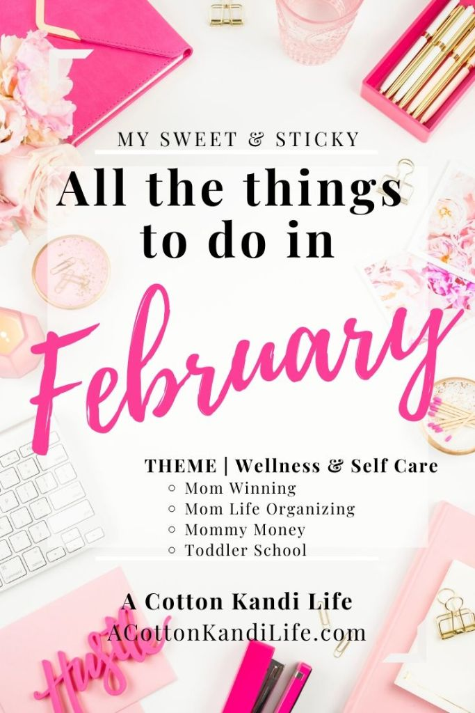 It's finally February and we're doing all the things! February is a great time to focus on Self Cafe and overall Wellness in your home. From making my own laundry soap to teaching my kids about hygiene, here are all my posts for February.  * February Bucket List. Things to do in February. February Goal Setting. Goals for February. Lifestyle changes to make in February.
