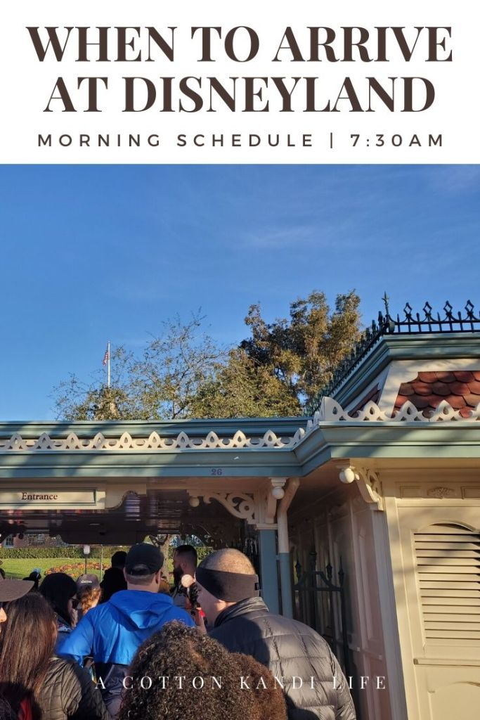 When can you get inside Disneyland Park?  *** Good Morning Disneyland! In this post I'm covering everything you need to know about your to Disneyland Morning Schedule. I'm sharing our morning tips and tricks without a Magic Morning or Extra Magic Hour. I also give a little peek into our Rise of the Resistance experience. This is our Real Day Schedule with 5 People.
