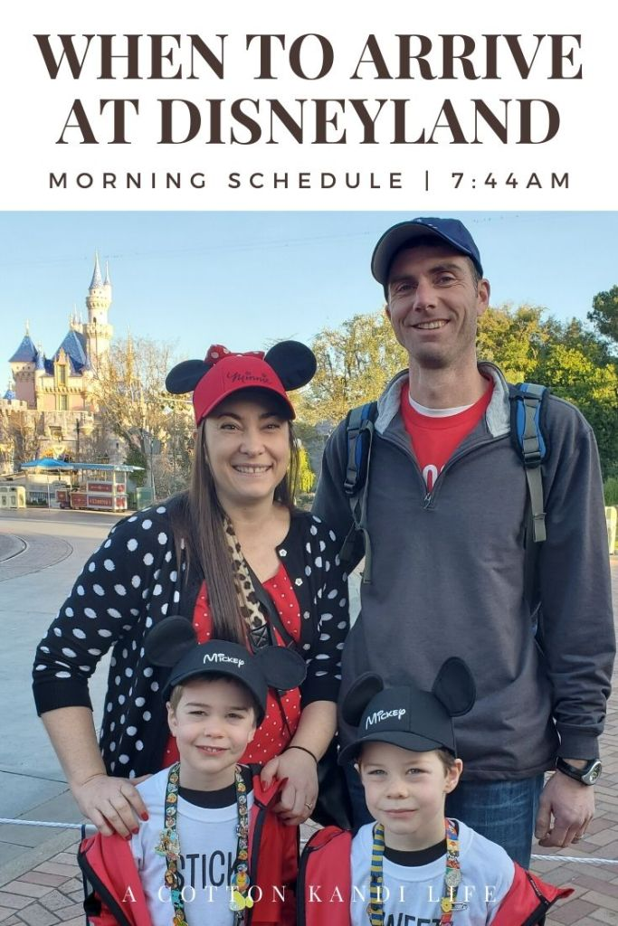 How to get a Castle Picture at Disneyland. When does it open? *** Good Morning Disneyland! In this post I'm covering everything you need to know about your to Disneyland Morning Schedule. I'm sharing our morning tips and tricks without a Magic Morning or Extra Magic Hour. I also give a little peek into our Rise of the Resistance experience. This is our Real Day Schedule with 5 People.