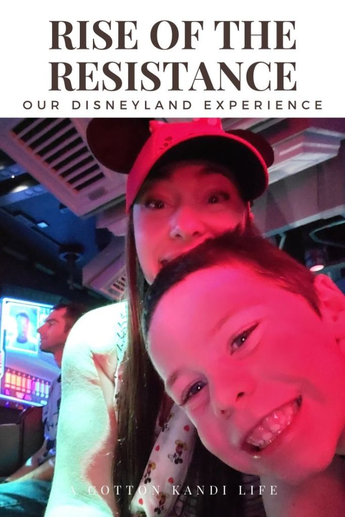 """Kids who are 40"""" can ride it and they welcome all star wars fans. I'm taking you on a quick tour through the new Star Wars Ride: Rise of the Resistance. Here is a little insight into how long it is and what to expect.  . Disneyland's new Star Wars ride details. Everything you need to know about Rise of the Resistance."""