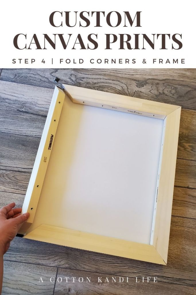 How to assemble Canvas Prints. If you're looking for ideas on how to use your Wedding Pictures or what to do with Senior Portraits, this is the way to go.  . I used PhotoWall for this order and they shipped free and fast. You can order custom prints, posters and wallpaper.  . Decor Ideas on a Budget. Home Decor Inspirations. Affordable Canvas Printing. DIY Home Decor for Home Interiors.