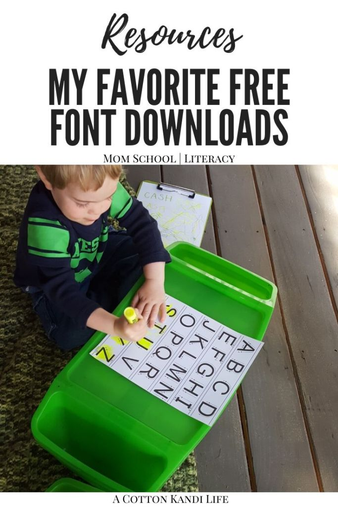 Find all of my favorite Fonts for your Homeschool Classroom. Create worksheets, charts, Lesson Plans and more with these kid friendly fonts. . Homeschool Classroom Organizing. Classroom Labels and Charts. Free Downloads. Fonts for Teachers. Lesson Plans for Handwriting