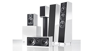 Acoustic Energy 3-Series (White)
