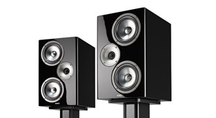 Acoustic Energy Reference 2 (Piano Black)