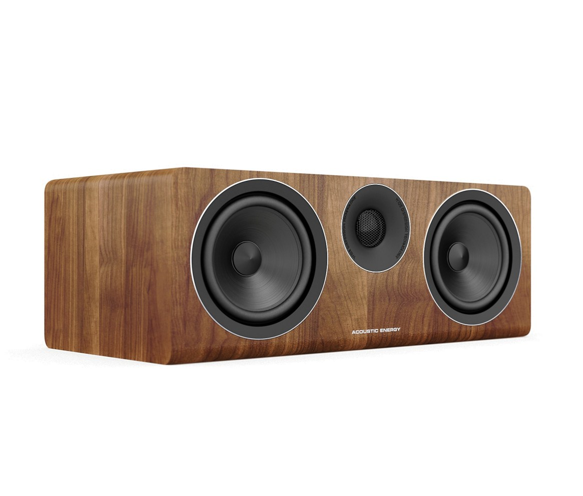 AE307 Centre (Walnut, No Grille)