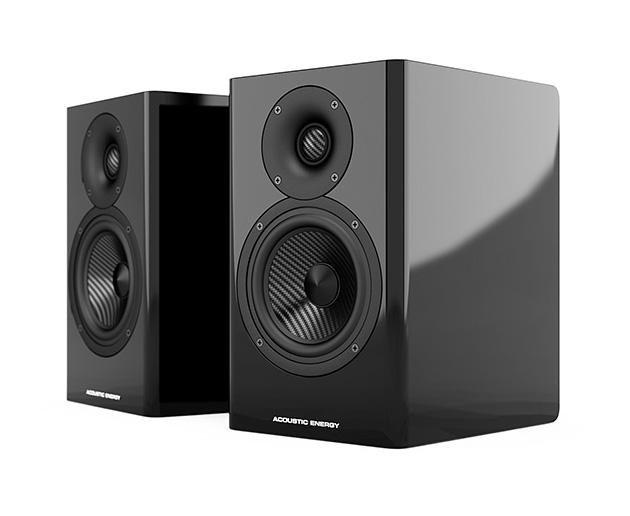 Acoustic Energy AE500 (Piano Black)