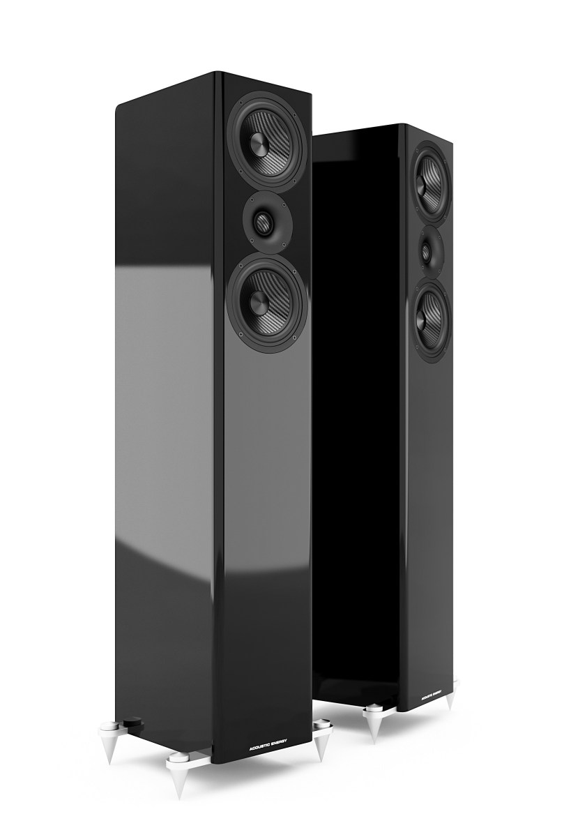 Acoustic Energy AE509 (Piano Black)