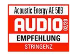 Audio Magazine Germany Recommend the AE509