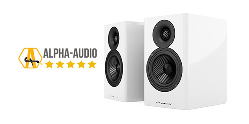 Alpha Audio (The Netherlands) review the AE500 - 5 Stars