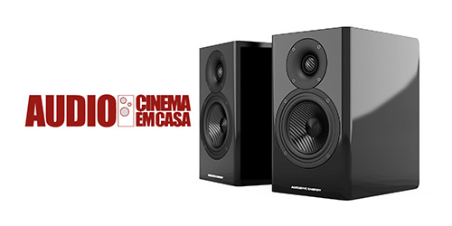 Audio Cinema em Casa (Portugal) review the AE500