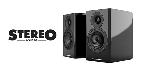 Stereo and Video Russia review the AE500