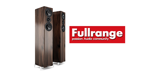 Fullrange magazine from South Korea review the AE509