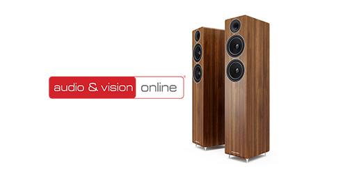 Audio & Vision Online Logo