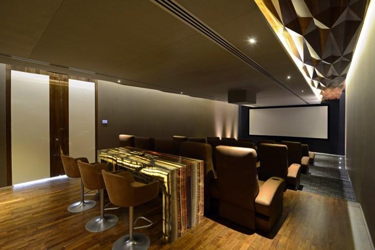 Home Cinema Room Installation