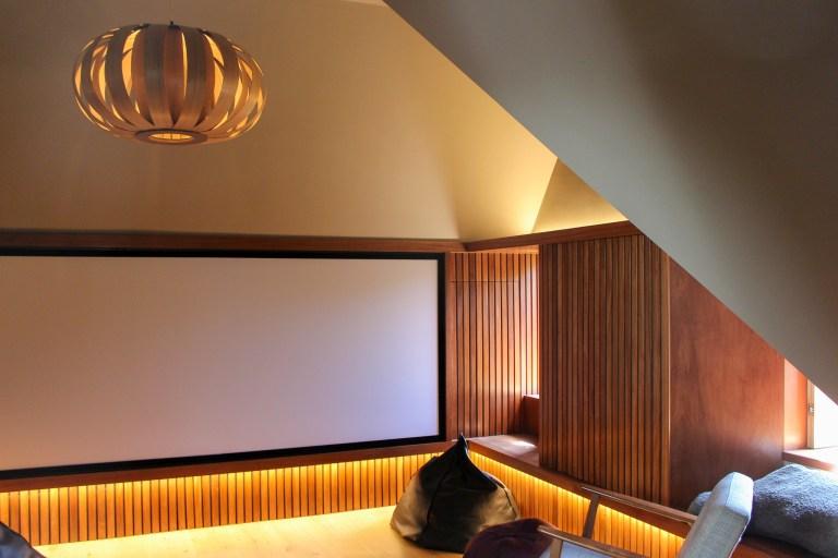 Home Cinema Installation Yorkshire